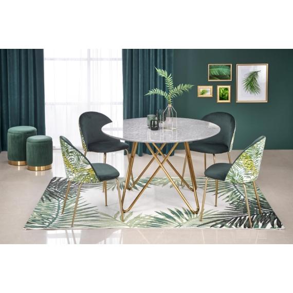 Bonello asztal K 372 székekkel