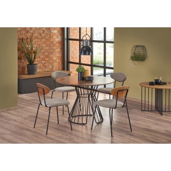 Bristol asztal K 361 székekkel