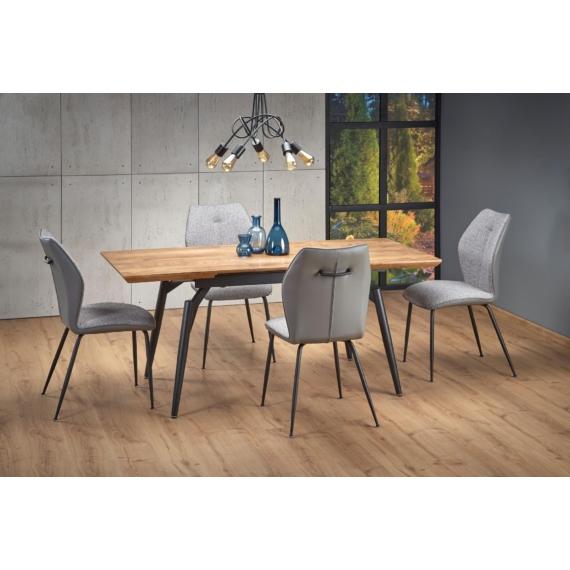 Cambell étkezőasztal K383 székekkel