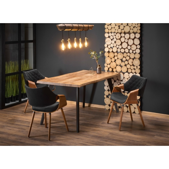 Dickson étkezőasztal K396 székekkel