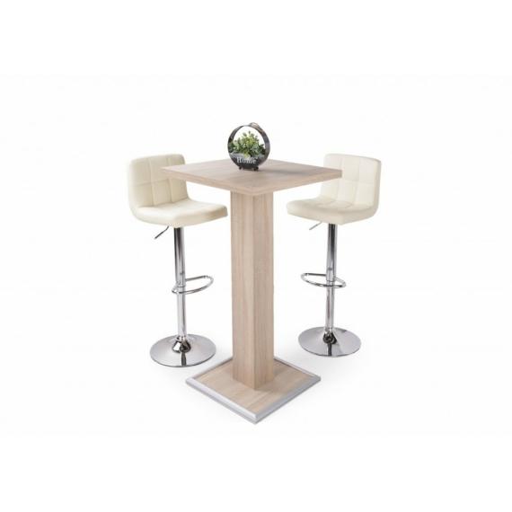 Bar asztal Bogi bárszékekkel