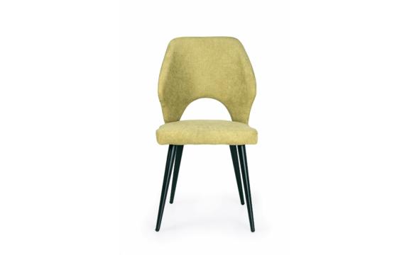 aspen szék zöld színben